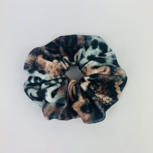 Lila Animal Valour Scrunchie