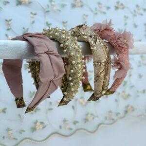 Lila Baby Pink Satin Set